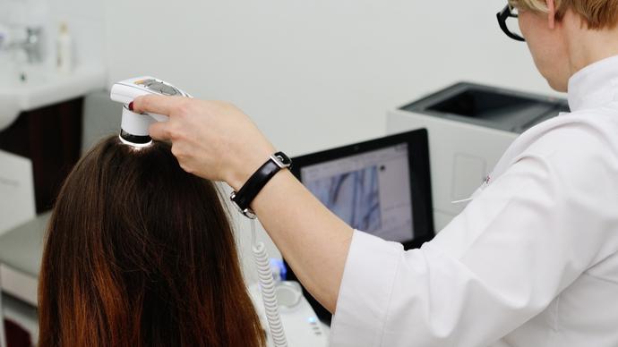 tricoscopia eliane moreno dermatologista
